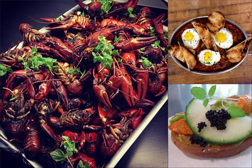 Чем кормят в Google: фото еды из 30 ресторанов и кафе в главном офисе компании