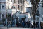 Очередь желающих проголосовать у посольства России растянулась на 250 метров