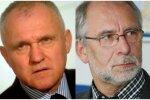 Voins un Burkāns – turīgākie tiesībsargājošo iestāžu priekšnieki pērn