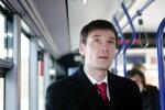 Satiksmes departamenta vadītāju Reinbahu nevar atlaist slimības lapas dēļ, vēsta LTV