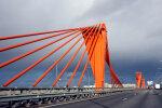 Uz Dienvidu tilta estakādes ierobežos satiksmi