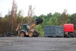 Со сгоревшей свалки в Юрмале вывезено 12 500 тонн отходов; их превратят в топливо