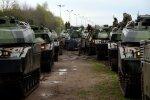 Kanāda un Polija uz Latviju, iespējams, sūtīs bruņumašīnas un tankus