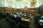 В зарплатах за июнь депутатам Сейма выплачено более 216 436 евро