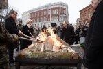 ФОТО: В Риге проходят мероприятия памяти баррикад