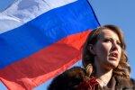 Навальный обвинил Собчак в получении денег за выдвижение в президенты, она его — во лжи