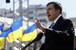 Саакашвили хочет вернуть украинский паспорт и одолеть Порошенко