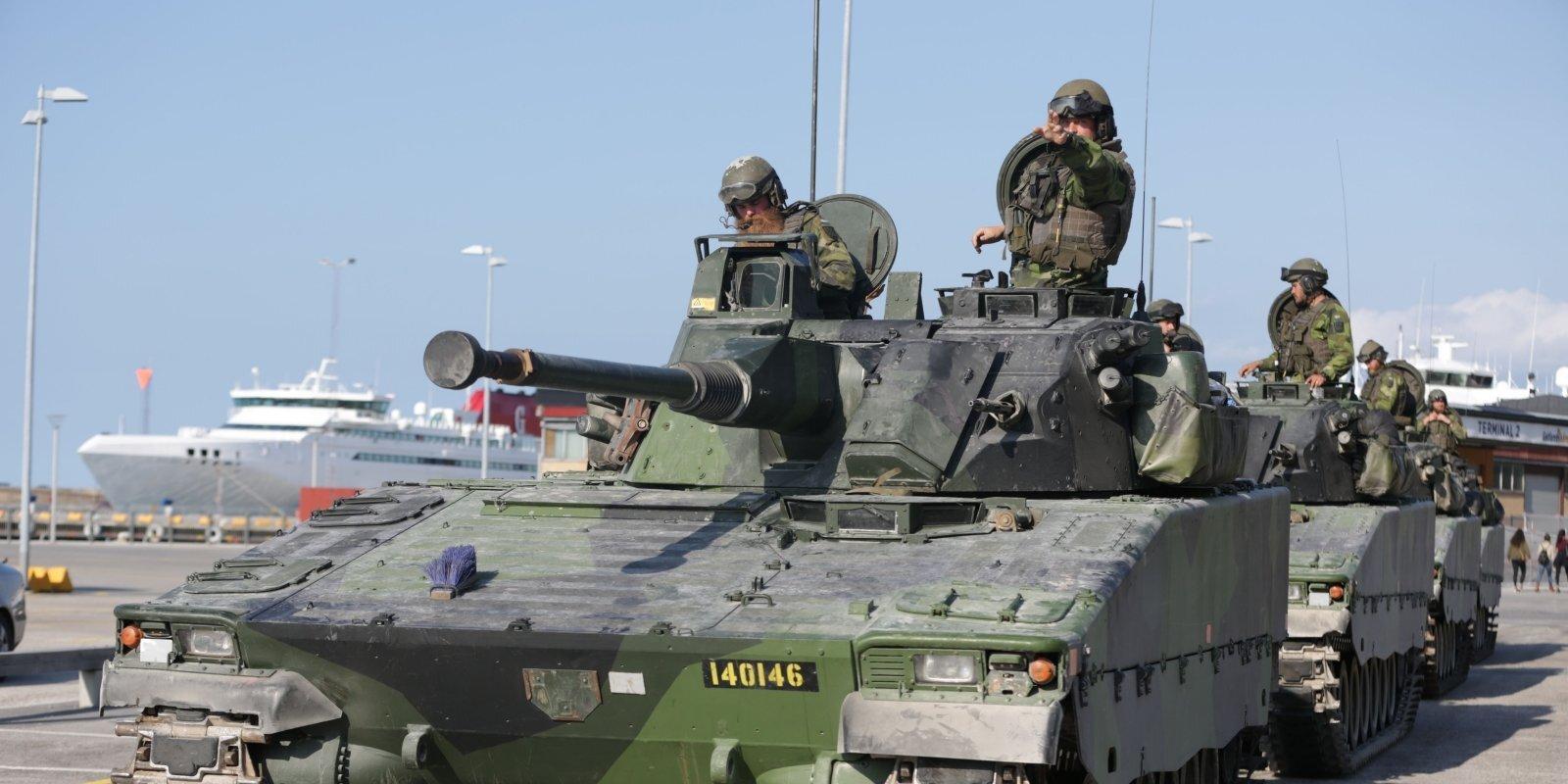 Министр обороны: безопасность острова Готланд важна для нас всех