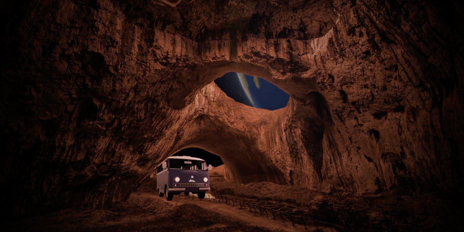 Земля 2.0. Назад в пещеры? Как мы будем выживать на Марсе