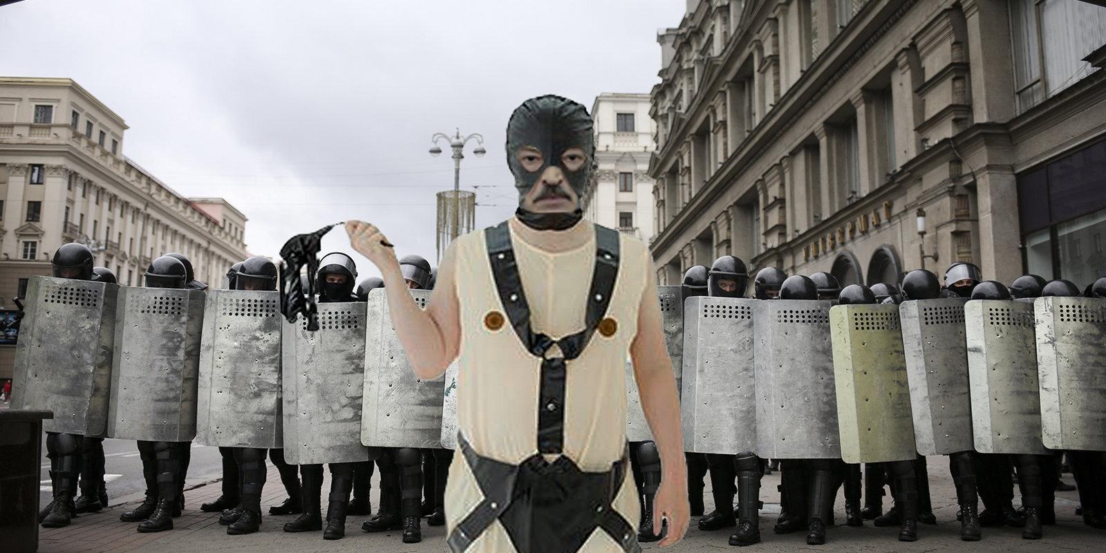Cehs.lv: 'Ieper mani, tētuk Lukašenko!' jeb kāpēc dulburiem patīk autoritārisms