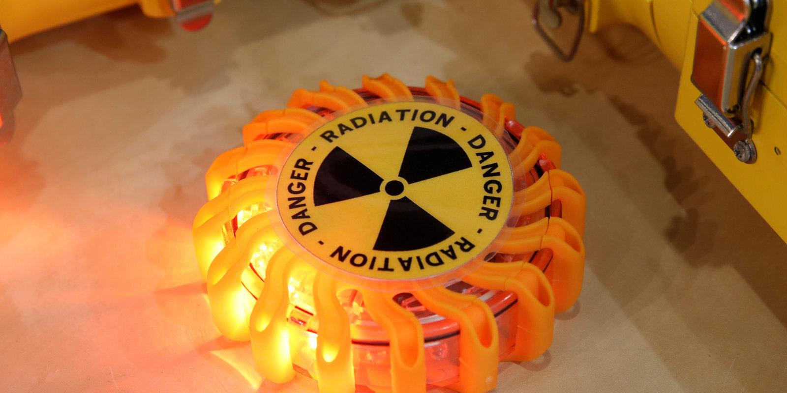 Āris Jansons: Radioaktīvais mākonis