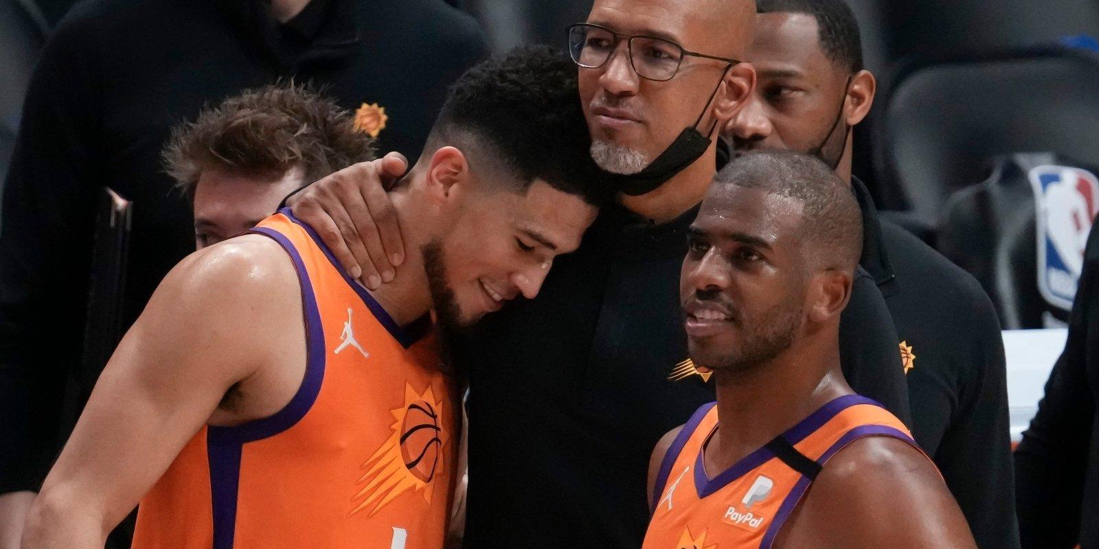 No vardes par princi: Fīniksas 'Suns' neticamās pārvērtības ceļā pēc NBA čempionu titula