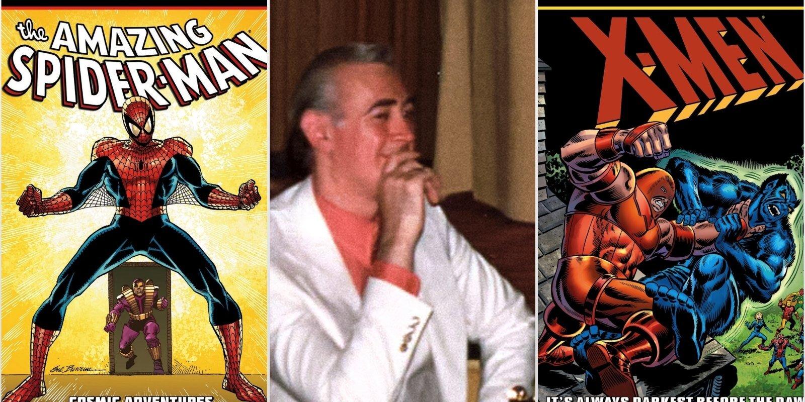 Rīdzinieks Elija Kacs jeb Gils Keins – supervaroņu komiksu leģenda