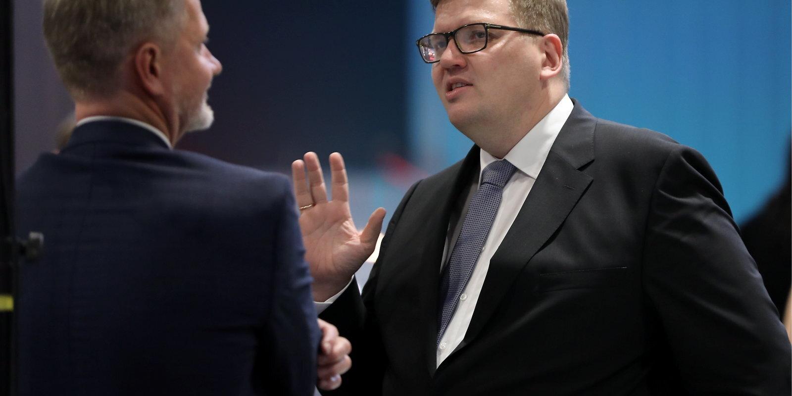 Juris Kaža par Juri Pūci: 'maze šmuce, liele šmuce' mūsu un Zviedrijas politikā