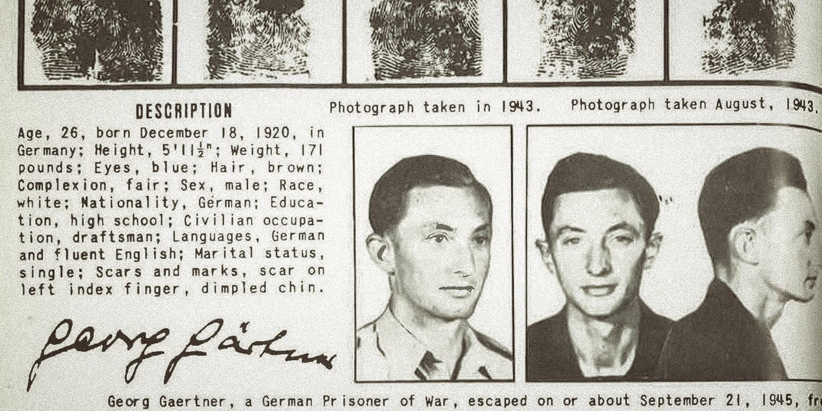 Последний солдат Гитлера. Как неуловимый Георг Гартнер 40 лет ускользал от ФБР