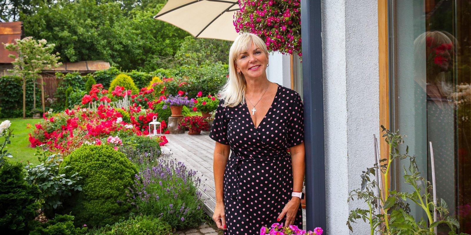 Ciemos: Siliņu 'dabas rezervāts' ar rozēm un sikspārņiem