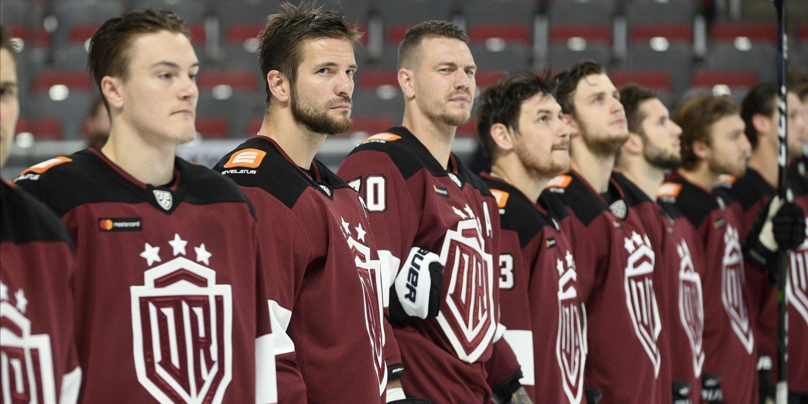 Bail saslimt, bet – esot jāspēlē... Ja es būtu 'Dinamo' hokejists