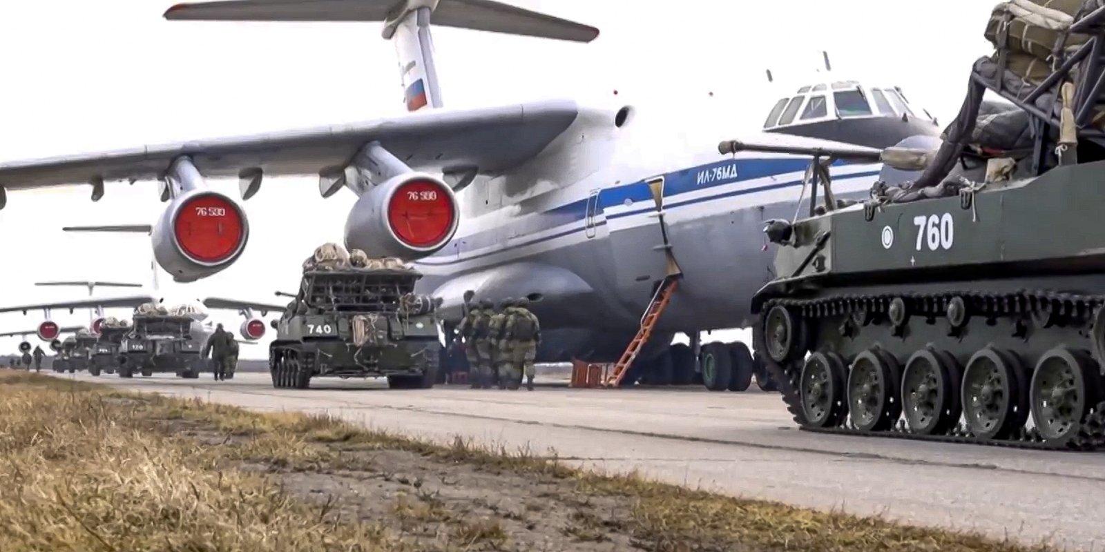 Kas notiek Ukrainā: iespējamie uzbrukuma virzieni