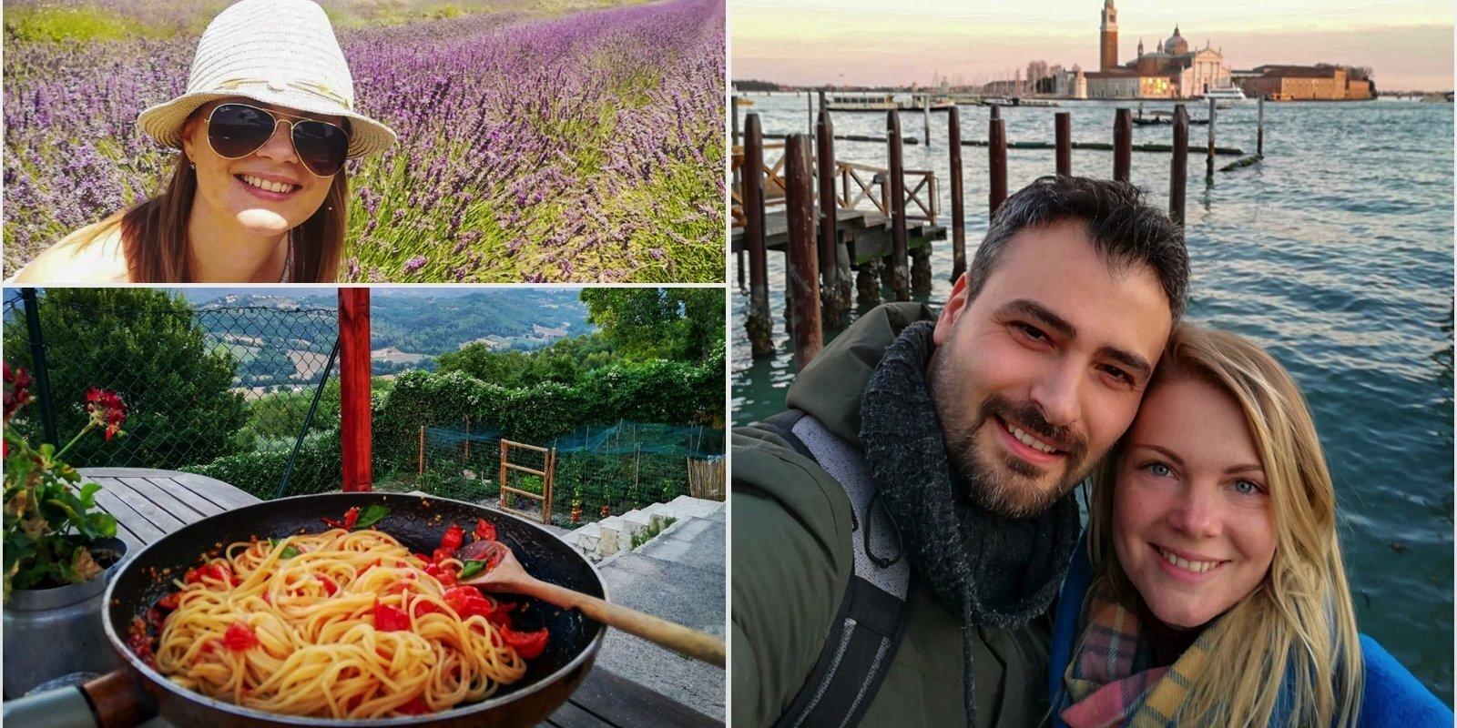 Madara Miezīte pēc trīs gadiem Itālijā: tagad es šeit jūtos kā mājās