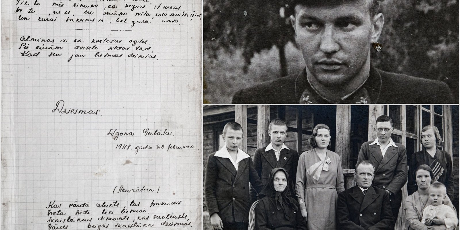 Jāņa Gubāta ģimene: 'Pret Ojāru Vācieti mums naida nav'