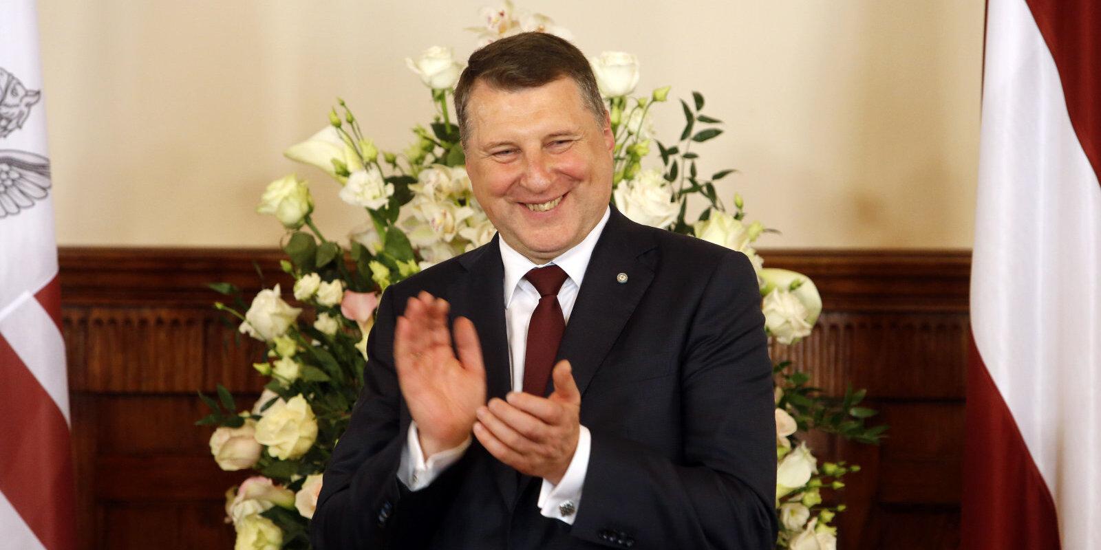 Любитель растений. Чем запомнится президент Латвии Раймонд Вейонис