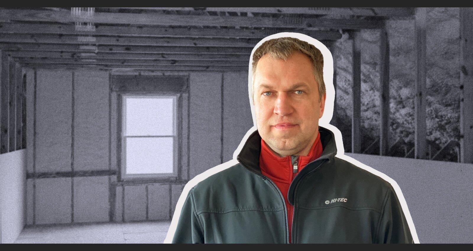Situācija Latvijā tikai pasliktinās. Ekobūvnieks Harijs Tučs par māju siltināšanu