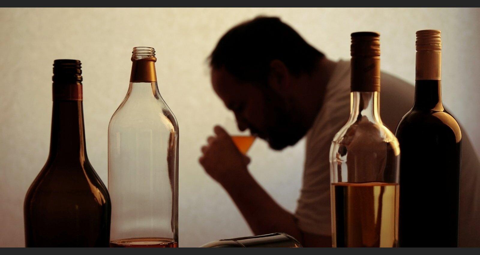 Grādīgā valgos: kā ārkārtējā situācija baro alkoholismu