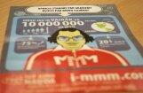 Baltkrievijā aizturēti Mavrodi finanšu piramīdas 'MMM-2011' organizētāji