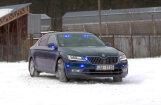 'Zebra': Ar kādām tehnoloģijām aprīkots policijas netrafarētais patruļauto