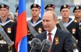 Путин: присоединение Крыма— историческая справедливость