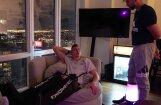 Foto: Porziņģa omulīgie apartamenti Manhetenas debesskrāpī
