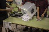 Neatkarību atbalstījuši 90% referenduma dalībnieku, apgalvo Katalonija