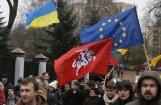 Viļņā skvēru pie Krievijas vēstniecības domā nosaukt par Krievijas demokrātijas skvēru