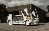 'Toyota' izstrādājusi automobili ar mākslīgo intelektu