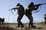 Diennakts laikā Ukrainas austrumos krituši divi valdības spēku karavīri