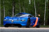 'Renault' oficiāli prezentējis 'Alpine' kupeju
