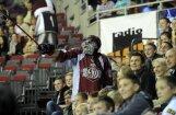 Fotoreportāža: Rīgas 'Dinamo ' ceturtais zaudējums sezonā
