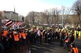DP: antifašisti uz 16. marta pasākumiem aicinājuši cilvēkus no bijušās Padomju Savienības valstīm