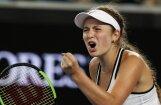 Ostapenko būs viena no 'Australian Open' titula pretendentēm, uzskata tenisistes treneris