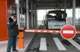 Из Калининградской области не выпустили рейсовый автобус в Ригу