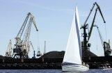 Водолазы из Латвии подняли со дна моря латвийскую яхту La Rouge