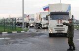 Donbasa 'humānie konvoji' kavē palīdzību Hakasijas ugunsnelaimēs cietušajiem - visas automašīnas aizņemtas