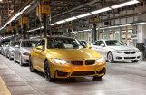 Divi poļu strādnieki BMW rūpnīcā sapīpējas 'spaisu' un saļimst pie konveijera