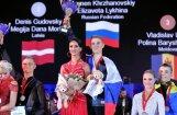 Latvijas deju pāris kļūst par pasaules vicečempioniem 10 dejās jauniešiem