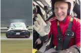 Video: Pauls Timrots mēģina driftēt ar 450 ZS jaudīgu sacīkšu BMW