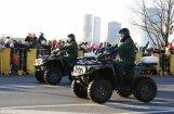 Читатель: Снегоходы и боевые квадроциклы спасут Латвию от врагов (+ фото, видео)