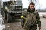 Karte: Ukrainas spēki atbrīvo Novoluhanskes ciemu