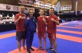 Latvijas jaunie karatisti izcīna godalgotas vietas WKF jauniešu līgas posmā Horvātijā
