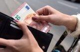 Рига: в торговом центре задержана матерая воровка-карманница