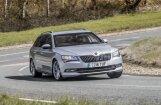 'Škoda' izstrādājusi savu pirmo bruņoto auto uz 'Superb' bāzes